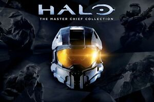 Halo The Master Chef Collection New