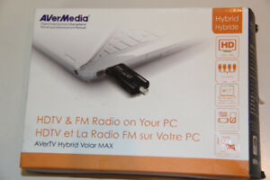 HDTV & FM Radio for your PC!
