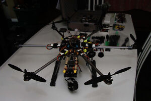 Professional grade hexacopter (drone) for sale fully loaded. Gatineau Ottawa / Gatineau Area image 1