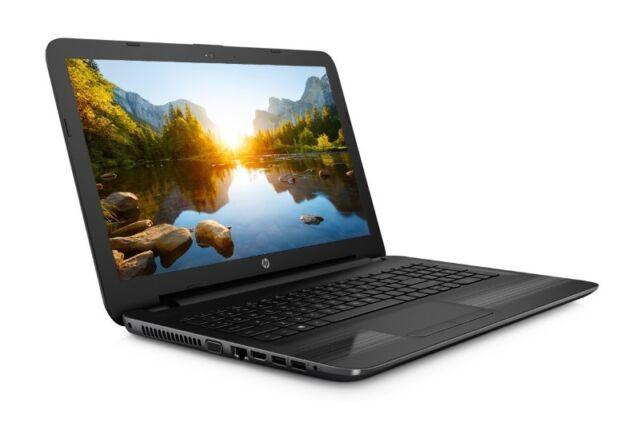 "HP 250 G5 500GB Intel Celeron 4GB USB 3.0 HDMI DVD Windows 10 15.6"" Cheap Laptop"