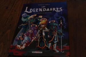 Les Légendaires 17, l'exode de kalandre