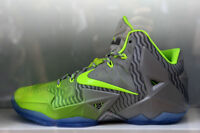 LeBron 11 shoes Never Worn Dead stock
