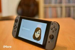 Recherche - Nintendo Switch propre avec sa boite et la facture