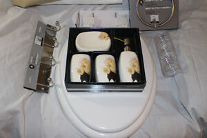 Small lot of Bathroom items...Selling for Best Offer