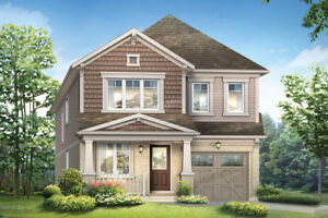 Brand New 4 Bed Freehold Detached House Chinguacousy / Mayfield