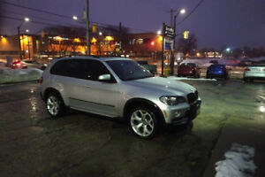 2008 BMW X5 4.8i SUV, Crossover SPORT PACKAGE