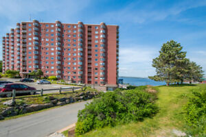 Beautiful Halifax Condo with Water View's