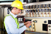 Experienced Certified Electrician-(587)968-0334