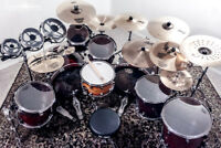 Lessons: Drumming, Steel Pan, Music Theory, Recording and Mixing