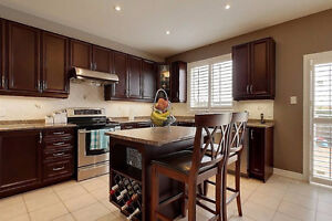 Kitchen Countertop and Sink with Faucet