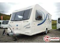 Bailey Pegasus Genoa, 2012, 2 Berth Touring Caravans