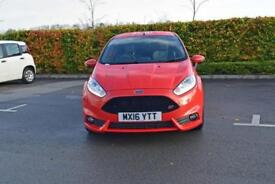 2016 FORD FIESTA Ford Fiesta 1.6 EcoBoost ST 2 Navigation 3dr [Style Pack]