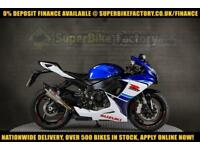 2016 66 SUZUKI GSXR600 600CC 0% DEPOSIT FINANCE AVAILABLE