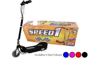 Trottinette électrique Speed 1