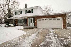 Five Bedroom Sherwood Park Home In Tremendous Private Setting