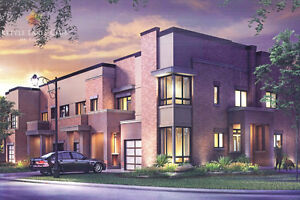 Gorgeous Corner Townhouse For Lease - Bayview & Stouffville