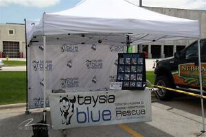CUSTOM BANNERS/BACKDROP PACKAGE/STEP&REPEAT - LOW AS $159.00! Kitchener / Waterloo Kitchener Area image 7