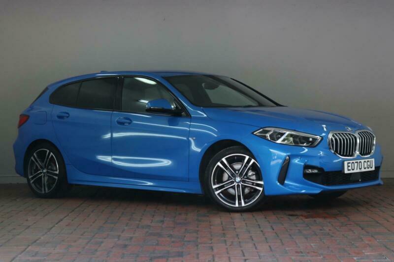 2020 BMW 1 Series 118i [136] M Sport 5dr [Tech Pack] Hatchback Petrol Manual