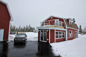 Beautiful Cabin in Private setting near Howley,NL