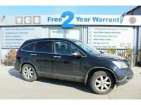 2007 Honda CR-V 2.0 I-VTEC ES 5d 148 BHP (FREE 2 YEAR WARRANTY) Estate Petrol Ma
