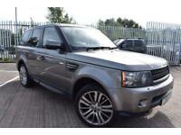 2010 60 LAND ROVER RANGE ROVER SPORT 3.0 TDV6 HSE 5D AUTO-1 OWNER CAR-ELECTRIC H