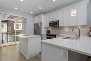 *OPEN HOUSE: September 23rd* Newly Renovated 3 BR Townhouse!!