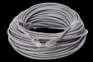 Brand new 60ft/18M CAT5E Cable Patch(straight-through wiring)===