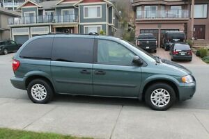 MINT**2006 Dodge Caravan SXT SPORT 115,000 Kms Loaded **