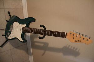 electric guitar AUSTIN