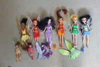 Disney Fairy Dolls for Sale