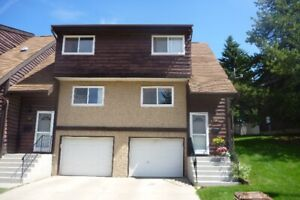 3 Bedroom Townhouse St. Albert - fireplace - May 1