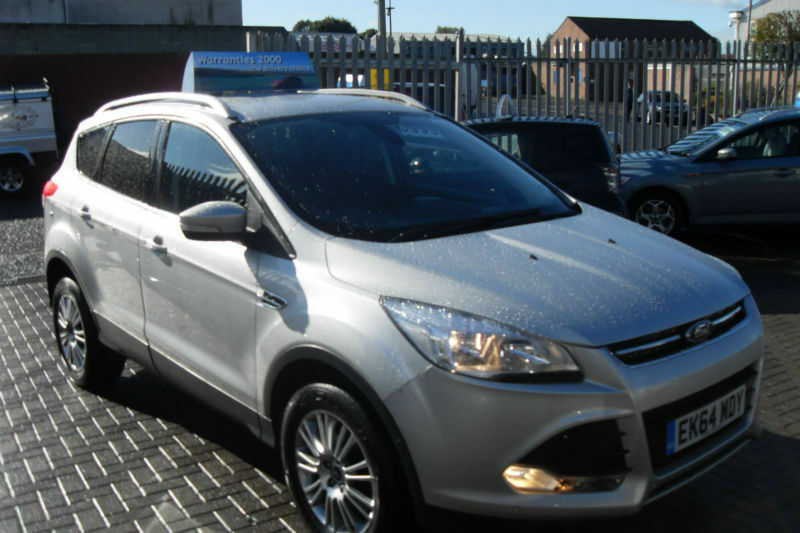 Ford Kuga 1.6 ( 150ps ) EcoBoost start/ stop 2014 Titanium