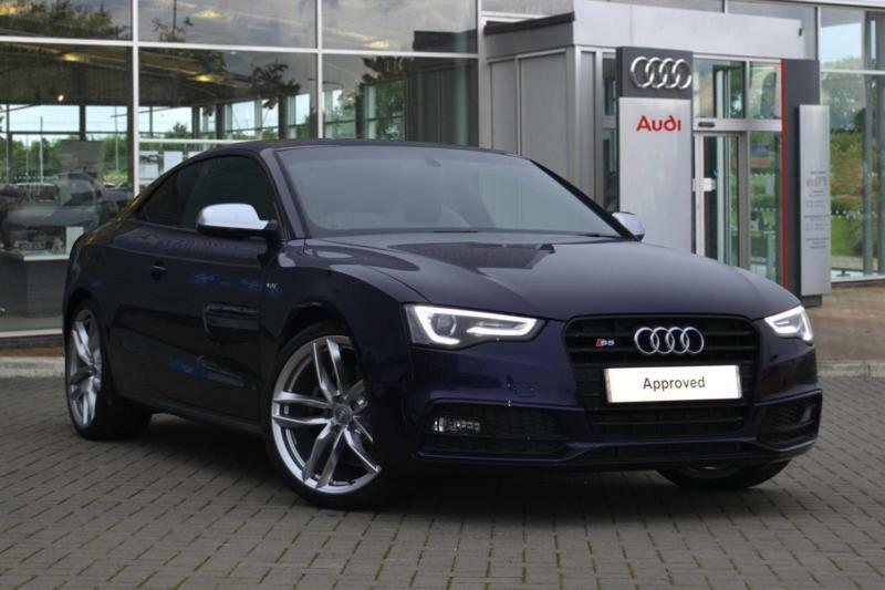 2015 audi a5 s5 tfsi quattro s line black edition semi auto coupe in humberston lincolnshire. Black Bedroom Furniture Sets. Home Design Ideas