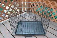 Cage pour chien jusqu'à 30-40 livres