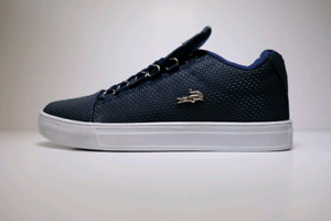 Navy Lacoste sneakers brand new
