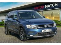 2018 Volkswagen TIGUAN ALLSPACE TIGUAN ASPACE SE NAV TDI 4M SA Semi Auto Estate