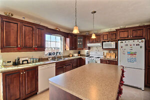 Luxury side by side duplex in quiet subdivision