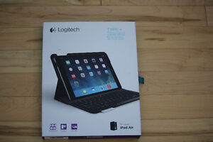 Logitech Type+ Protective case with keyboard - iPad Air