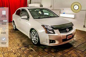 2012 Nissan Sentra SE-R 2.5 CVT