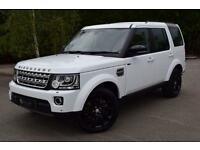 2015 65 LAND ROVER DISCOVERY 3.0 SDV6 HSE 5D AUTO 255 BHP DIESEL