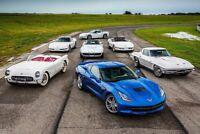 65 Anniversary Corvette Celebration Cold Lake Air Show