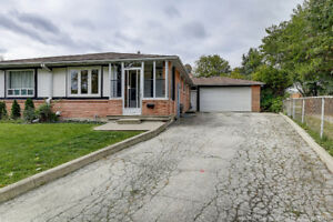 HOUSE FOR SALE -- HUGE INVESTMENT POTENTIAL BRAMPTON