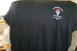 Black t shirt 3 XL