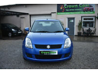 Suzuki Swift 1.3 GL 3 DOOR BLUE 2008 MODEL +TOTALLY STUNNING EXAMPLE+