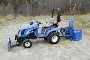Tracteur New Holland TZ 18 DA
