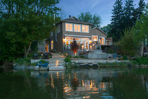 Lakefront House for Sale in New Dundee - 104 Water Street