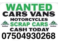07504930268 🇬🇧 SELL MY CAR VAN MOTORCYCLE FOR CASH BUY WANTED YOUR SCRAP Essex kent C