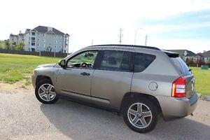 2008 Jeep Compass - PRICED TO SELL - Lady Driven - LOW KMS