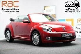 image for 2015 Volkswagen Beetle DESIGN TDI BLUEMOTION TECHNOLOGY Convertible Diesel Manua