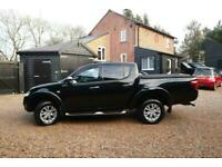 2015 Mitsubishi L200 2.5 DI-D CR Challenger Double Cab Pickup 4WD 4dr Pickup Die